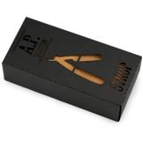 A.P. Donovan - 2-teiliger Streichriemen für Rasiermesser - Abziehleder - mit Schleifpaste - 1