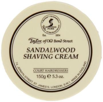 Taylors of Old Bond Street Rasiercreme - 150g (Sandelholz) - 1