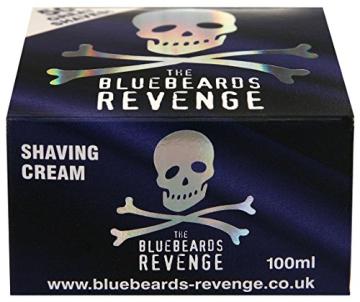 The Bluebeards Revenge Luxury Shaving Cream Tub 100ml - 3