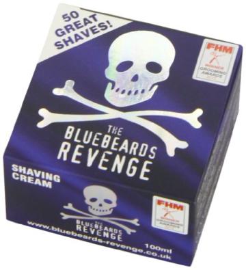 The Bluebeards Revenge Luxury Shaving Cream Tub 100ml - 8